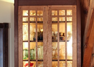 Reclaimed Antique Glass Doors