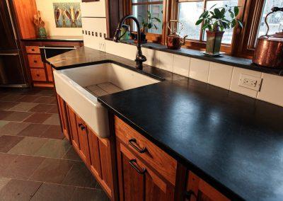 custom kitchens in Geneva