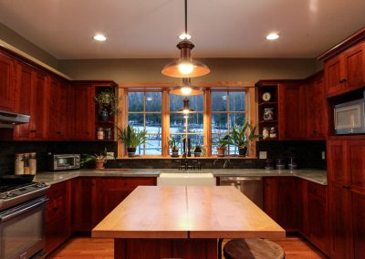 custom designed kitchens J Crytzer Ithaca