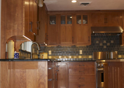 Curved Cabinet Supports